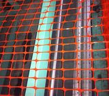 400gsm Orange Plastic Barrier Fencing Mesh